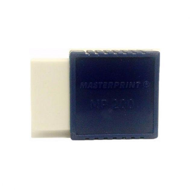 Borracha Plástica Branca Masterprint MP200