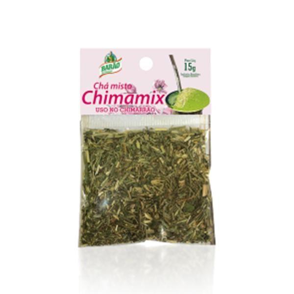 Chá Composto Chimarrão Chimamix 15g Barão