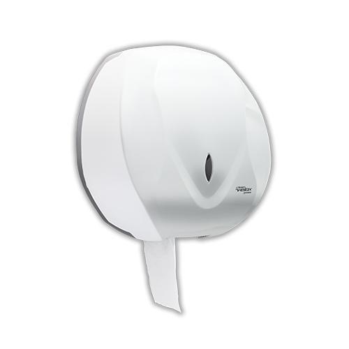 Dispenser para Papel Higiênico Rolão 300m Branco Velox