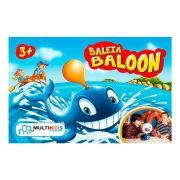 Jogo Baleia Ballon - Multikids