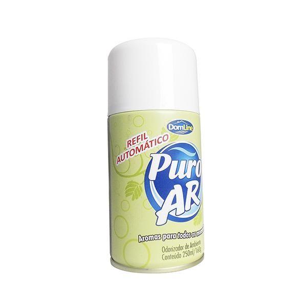 Odorizador de Ambiente 250ml Refil Vanilla 1 UN Puro Ar